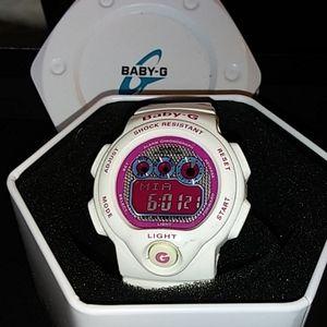 Baby-G BG-1005M User Manual / Casio Module 3188